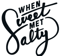 When Sweet Met Salty
