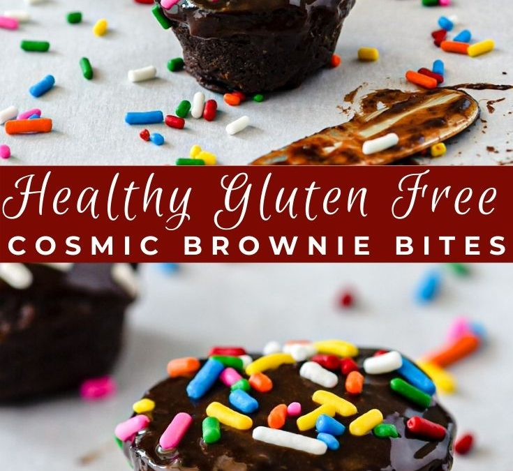Little Debbie Copycat Cosmic Brownie Bites
